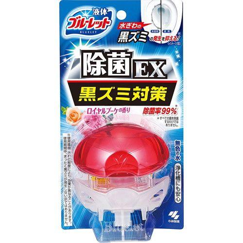 小林製薬 液体ブルーレットおくだけ 除菌EX ロイヤルブーケの香り 70ml本体