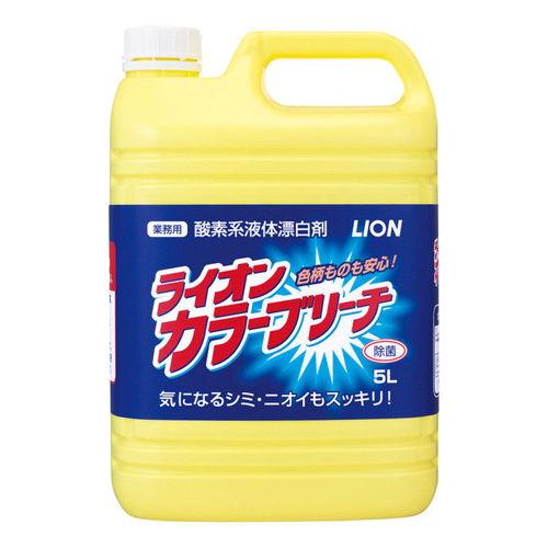 ライオン 漂白剤 カラーブリーチ 5L