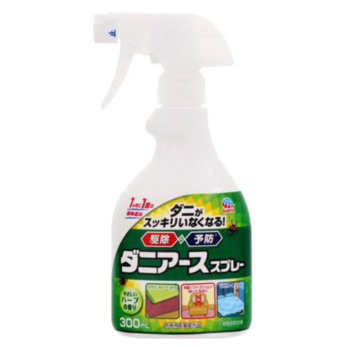 アース製薬 殺虫剤 ダニアース スプレー ハーブの香り 300ml