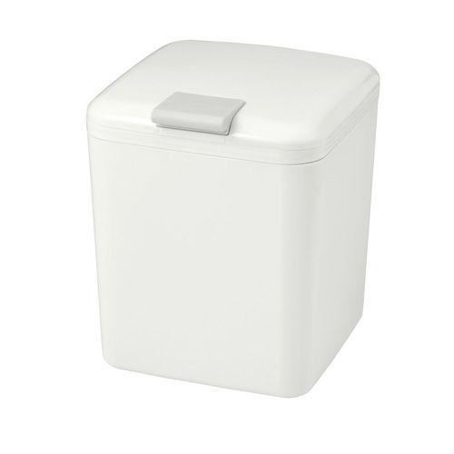レック トイレ用ゴミ箱 corron トイレポット ホワイト B00212