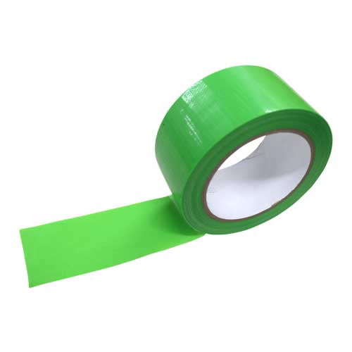 GRATES 養生テープ 50mm×25m グリーン 1巻