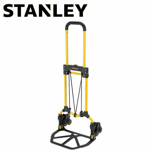 スタンレー 段差対応折り畳み式ハンドトラック 伸縮機能付 SXWTD-FT584