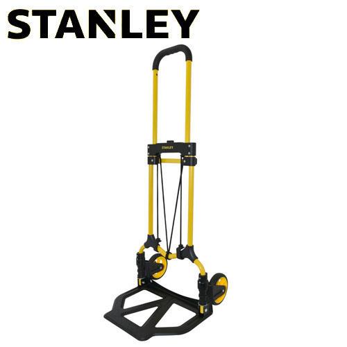【送料無料】スタンレー 折り畳み式ハンドトラック スチール製 耐荷重70kg SXWTD-FT580【他商品と同時購入不可】