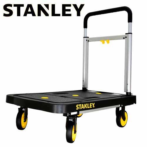 スタンレー プラットフォームトラック 前輪駆動 耐荷重120kg SXWTD-PC517