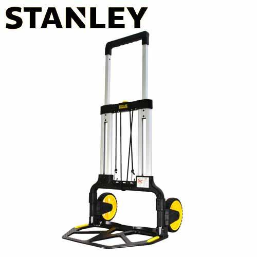 スタンレー 折り畳み式ハンドトラック アルミ製 耐荷重125kg FXWT-706