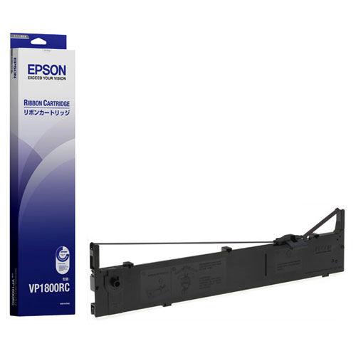 エプソン カセットリボン VP1800RC 6本