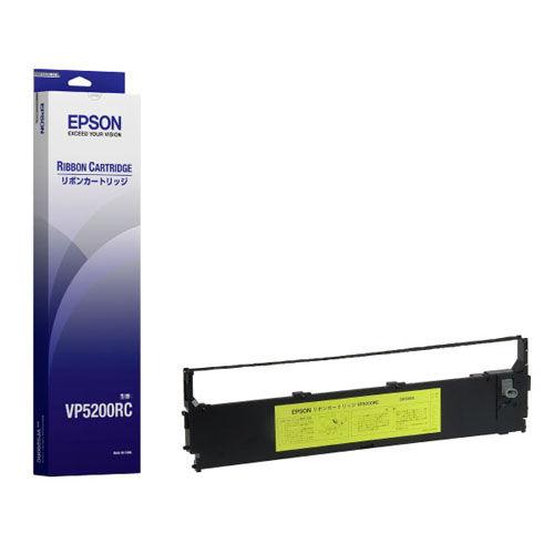 エプソン カセットリボン VP5200RC 2本