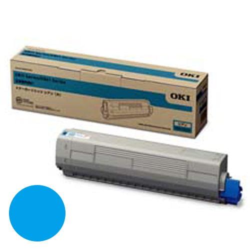 OKI 純正トナー TNR-C3LC2 大容量トナー シアン 10000枚