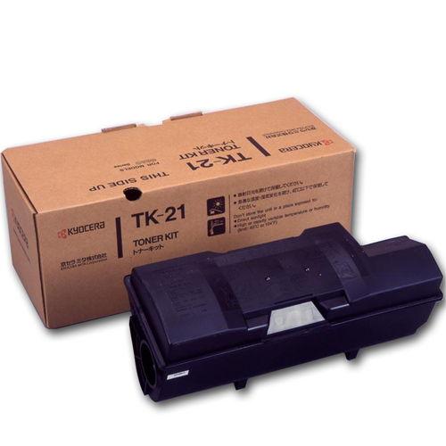 京セラ 純正トナー TK-21 20000枚×2 2本