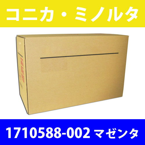 コニカ・ミノルタ 純正トナー 1710588-002マゼンタ 1500枚