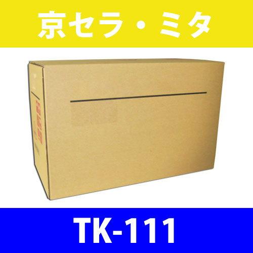 京セラ 純正トナー TK-111 6000枚