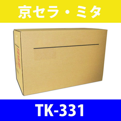 京セラ 純正トナー TK-331 20000枚×2 2本