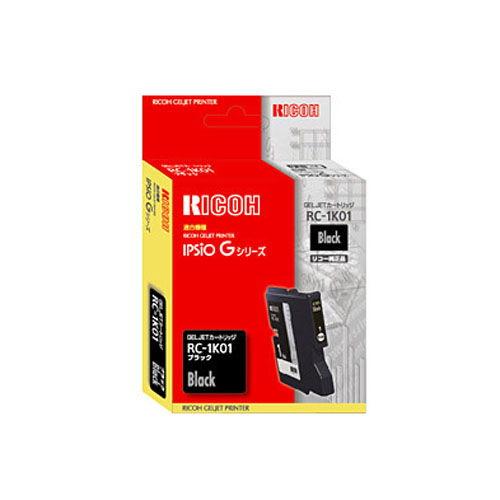 リコー 純正インク RC-1K01 ブラック