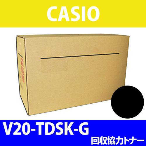 カシオ 純正ドラム V20-TDSK-G V20-TDS-Gシリーズ ブラック