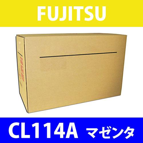 FUJITSU 純正トナー CL114A マゼンタ 2500枚