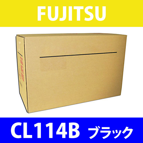 FUJITSU 純正トナー CL114B ブラック 7000枚