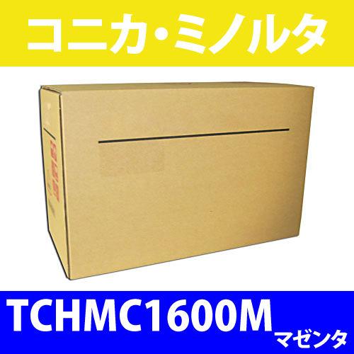 コニカ・ミノルタ 純正トナー TCHMC1600Mマゼンタ 大容量 2500枚