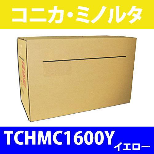 コニカ・ミノルタ 純正トナー TCHMC1600Yイエロー 大容量 2500枚