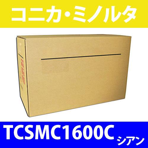 コニカ・ミノルタ 純正トナー TCSMC1600Cシアン 1500枚