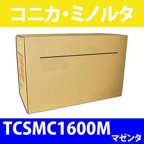コニカ・ミノルタ 純正トナー TCSMC1600Mマゼンタ 1500枚