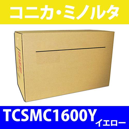 コニカ・ミノルタ 純正トナー TCSMC1600Yイエロー 1500枚