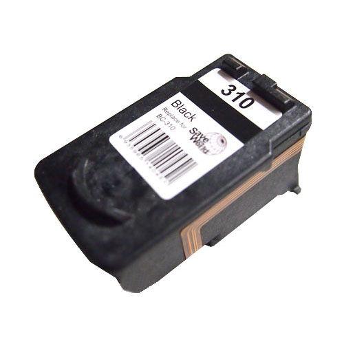 【残量表示付】リサイクルインク互換性 CANON BC-310 ブラック