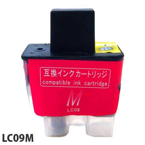 リサイクル互換インク エコパック LC09M LC09シリーズ 対応インク マゼンタ