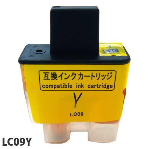 リサイクル互換インク エコパック LC09Y LC09シリーズ 対応インク イエロー