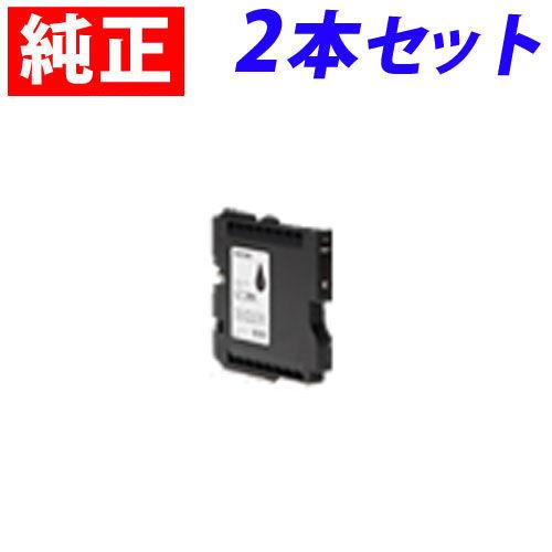 リコー 純正インク GC31 Mサイズ ブラック 2本