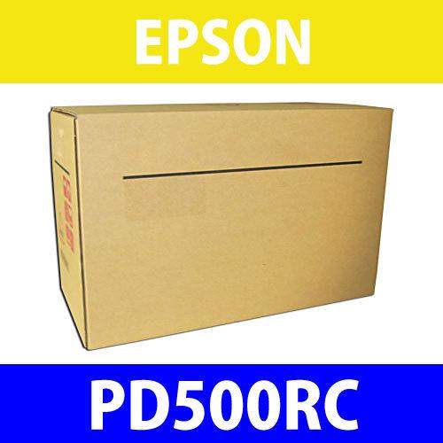 エプソン リボンカートリッジ PD500RC ブラック 1セット(6本)