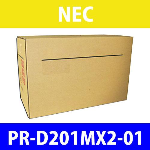 NEC インクリボンカートリッジ PR-D201MX2-01 汎用品 ブラック 1セット(6本)