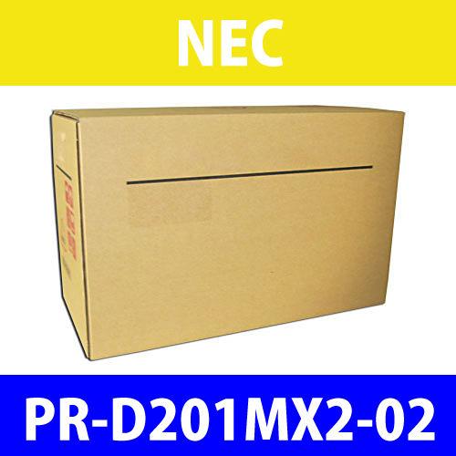 NEC 交換用インクリボン PR-D201MX2-02 汎用品 ブラック 1セット(12本)
