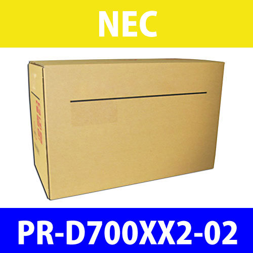 NEC 交換用インクリボン PR-D700XX2-02 汎用品 ブラック 1セット(12本)