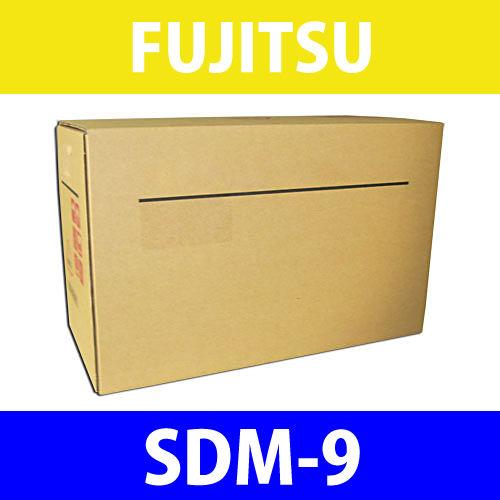 FUJITSU サブカセット SDM-9 ブラック 1セット(6本)
