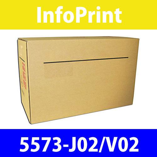 インフォプリント リボンカートリッジ 5573-J02/V02 1セット(6本)