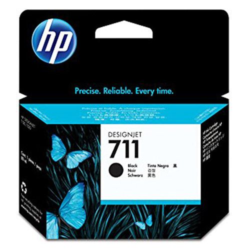 HP 純正インク HP711(CZ133A) HP711シリーズ ブラック