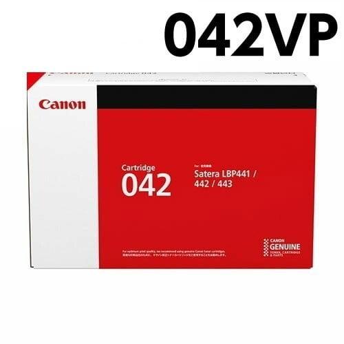 CANON トナーカートリッジ 042VP 純正品 2本セット 18200枚