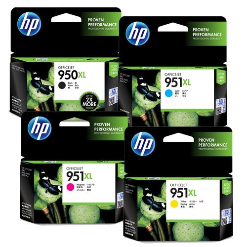 HP 純正インク HP950XL+951XL HP955/959シリーズ 4色セット