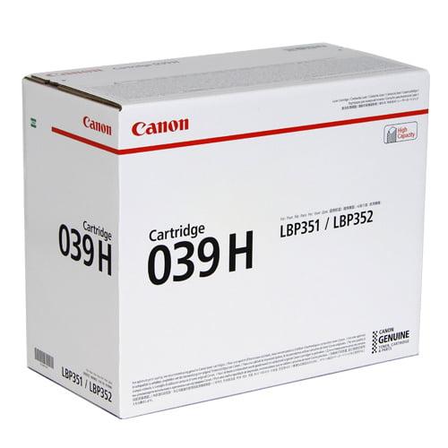 CANON トナーカートリッジ 039H 輸入品 25000枚