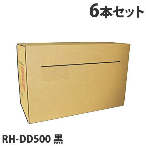 インキ RH-DD500 黒 6本セット