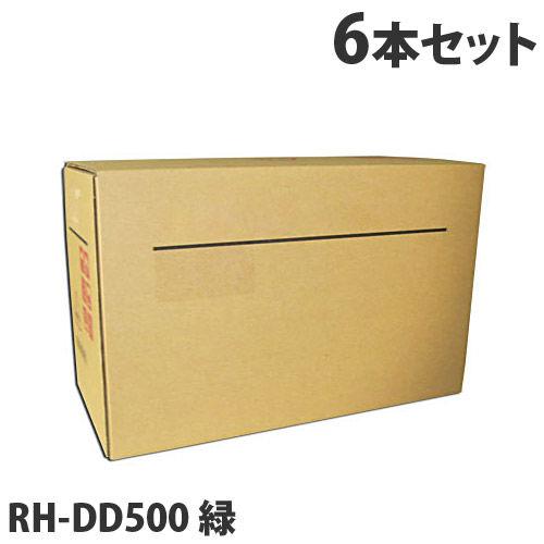 インキ RH-DD500 緑 6本セット