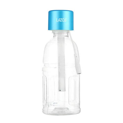 リーダーメディアテクノ Lazos ペットボトル用 加湿器 ブルー L-HW-B