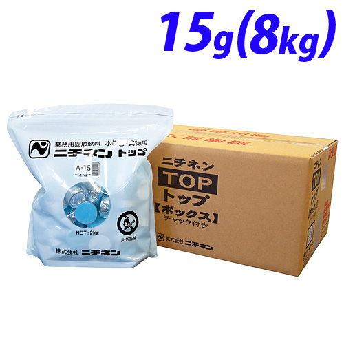 ニチネン 固形燃料トップボックスA 2kg 4パック(約536個)