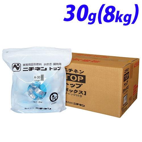 ニチネン 固形燃料トップボックスA 2kg 4パック(約268個)