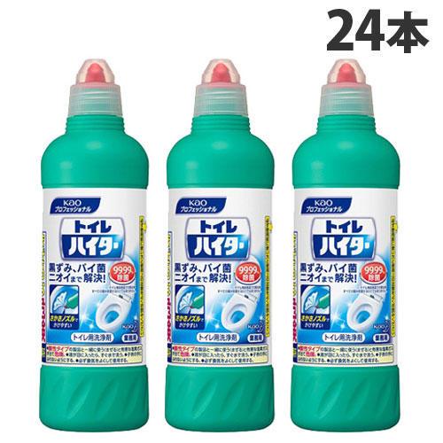 花王 トイレ用漂白剤 ハイター トイレハイター 500ml 24個