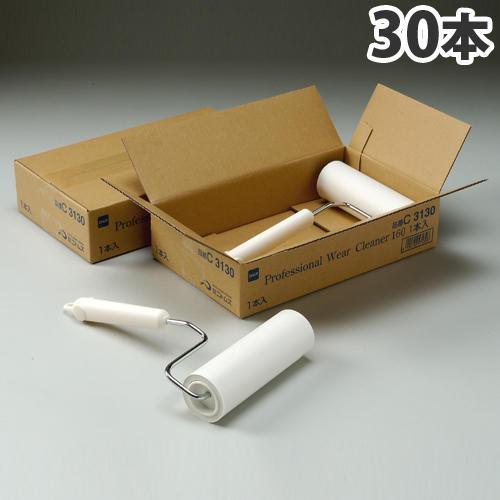 ニトムズ 粘着ローラー コロコロプロフェッショナル ウェアクリーナー160 160mm幅 30本入