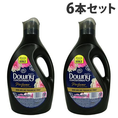 P&G 柔軟剤 メキシコダウニー エレガンス (Elegance) 2.8L 6本