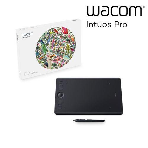 ワコム ペンタブレット Intuos Pro Medium PTH-660/K0