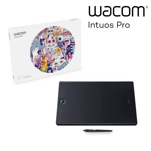 ワコム ペンタブレット Intuos Pro Large ペン入力 板タブ Wacom Pro Pen 2 付属 Windows Mac 対応 PTH-860/K0