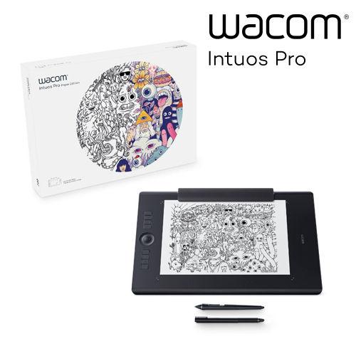 ワコム ペンタブレット Intuos Pro Paper Edition Large